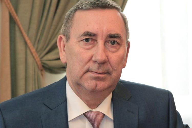 Ректор БашГУ Николай Морозкин