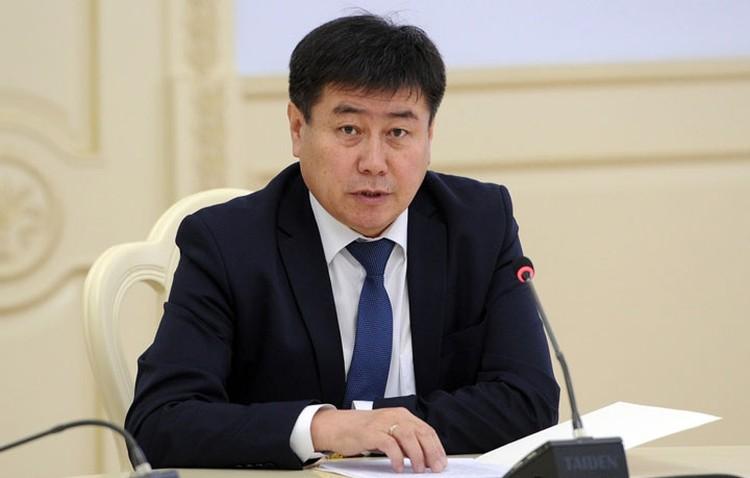 Губернатор области Акылбек Осмоналиев - о выделении средств фонда: все тратится строго по назначению.