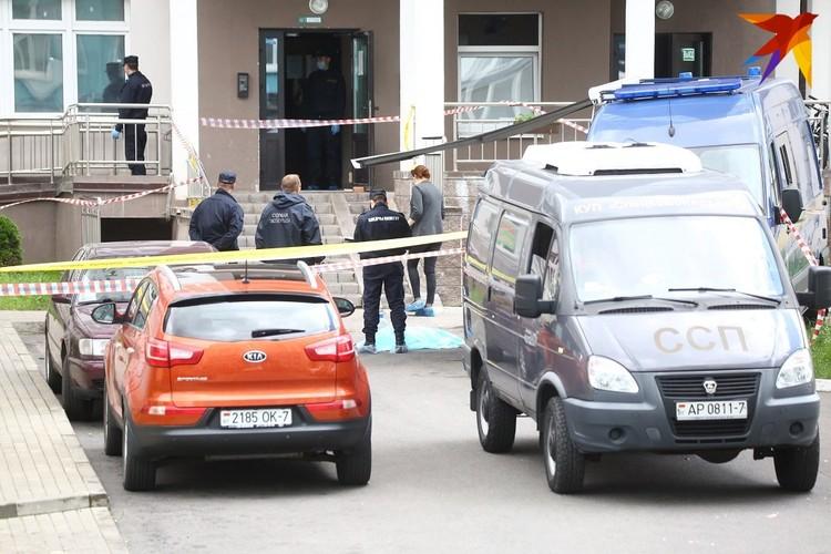 """Возбуждено уголовное дело по статье 139 УК РБ """"Убийство"""""""