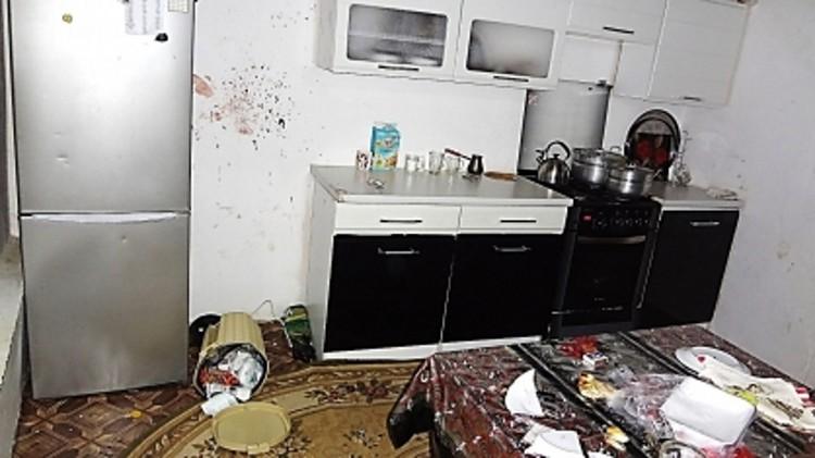 Место преступления. Фото: следственное управление СКР по Республике Дагестан
