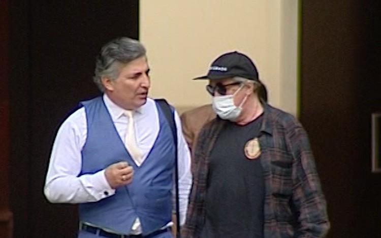Я не говорил, что он отказался от признания вины, - заявил Эльман Пашаев.