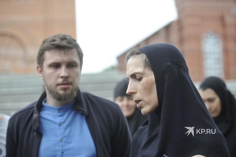 Монахиня Филарета тут исцелилась от рака.