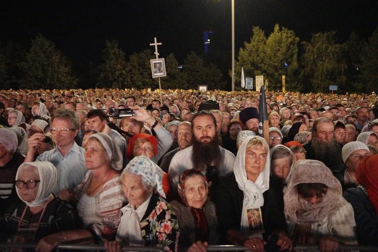 Традиционный Крестный ход пройдет ночью с 1 на 17 июля.