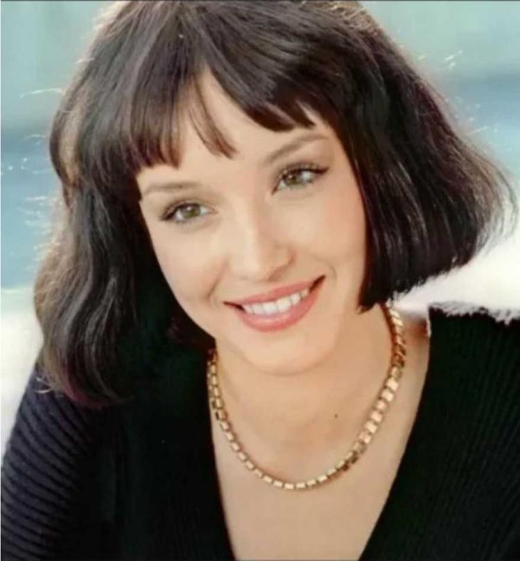 Анна Самохина. Фото: Кадр из фильма.