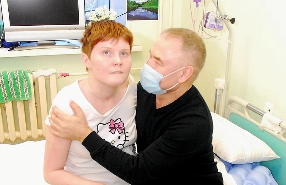 Несколько лет Сергей пытался поставить жену на ноги, но потом отказался от нее. Фото: Вероника РАНГУЛОВА