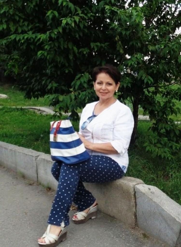 Сибирячке 68 лет, но ощущает она себя на 40. Фото: предоставлено фондом «Солнечный город»