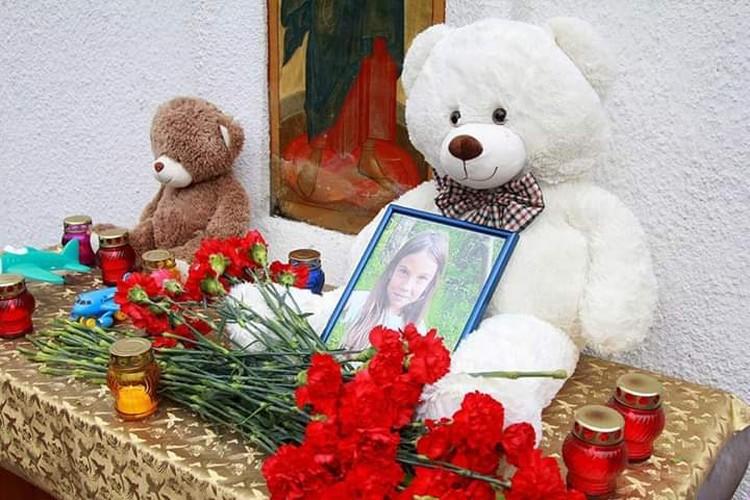 Сахалин скорбит вместе с семьей убитой Вики. Фото: Дмитрий Питерский ВК.
