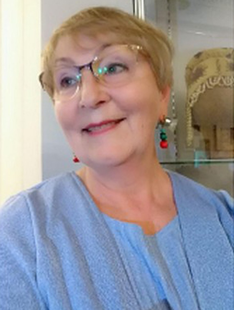 Ольга Михайловна Иванова более 20 лет проработала бок о бок с осужденным математиком