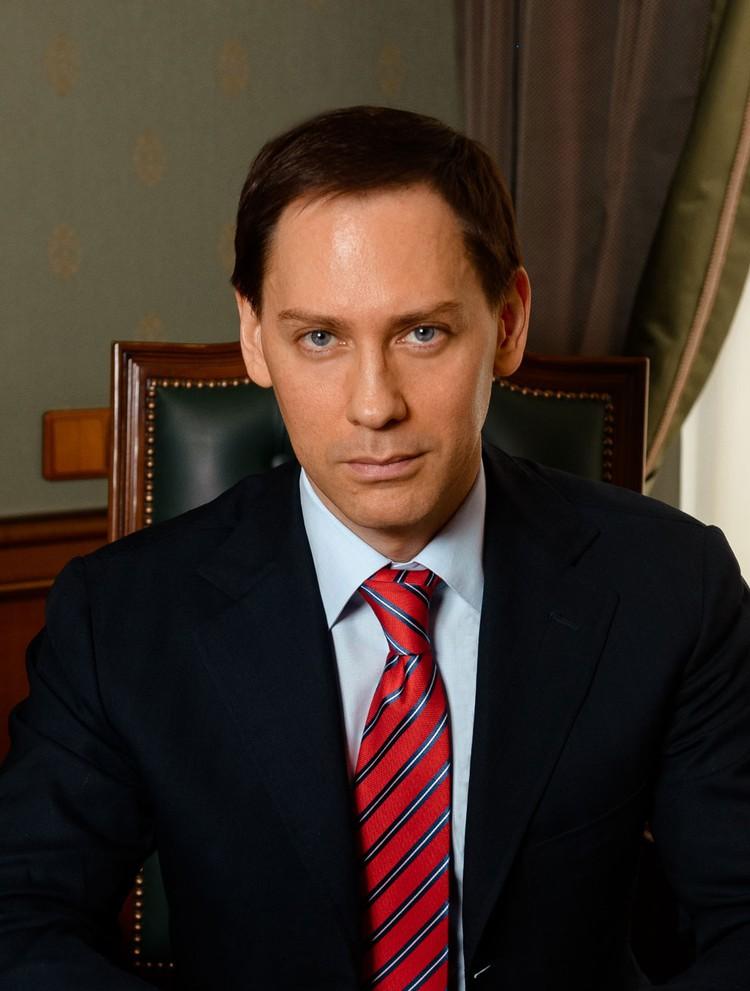 Адвокат Филипп Рябченко.