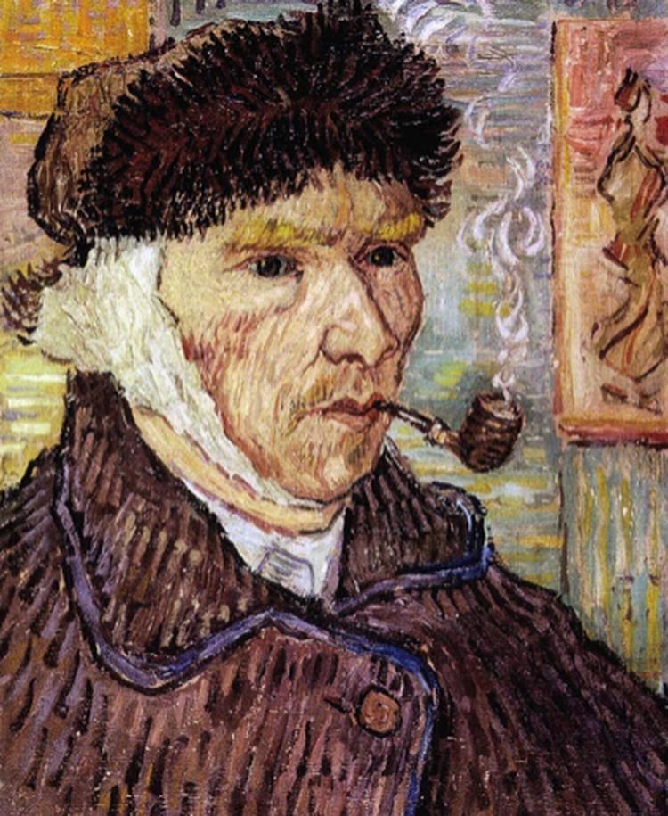 Портрет Ван Гога из коллекции Вакера