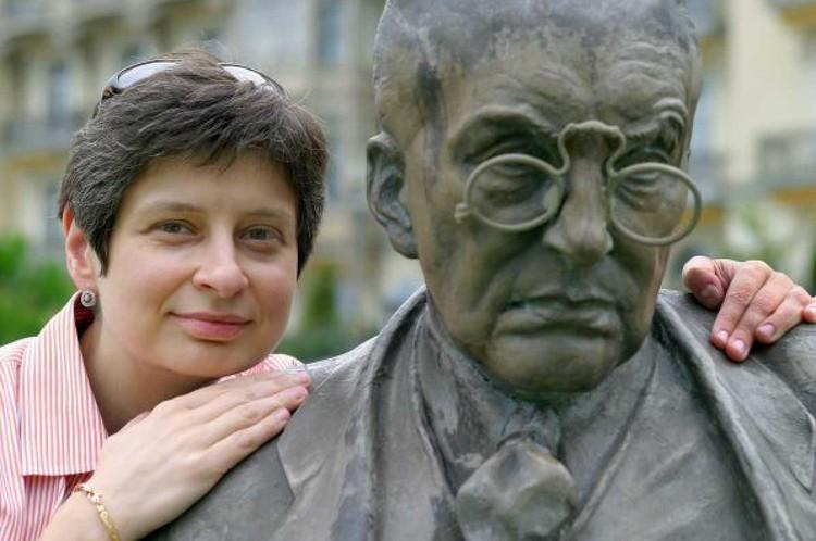 Нина Хрущева, правнучка Никиты Сергеевича.