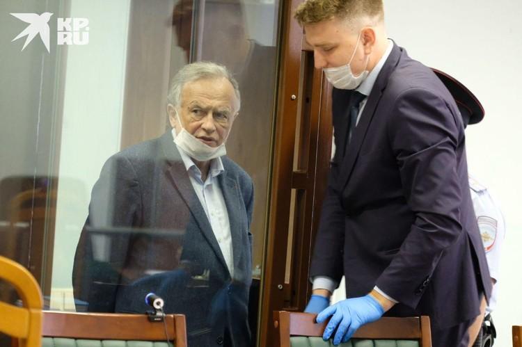 Соколов обвиняется в убийстве аспирантки