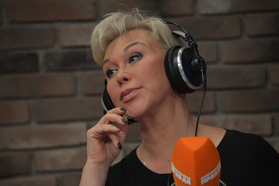 Радиоведущая Юлия Норкина Фото: Владимир ВЕЛЕНГУРИН