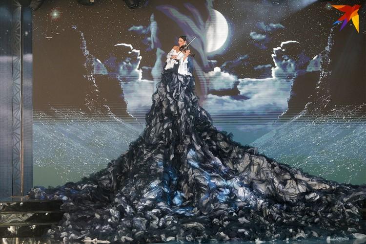 Невероятное платье-трансформер