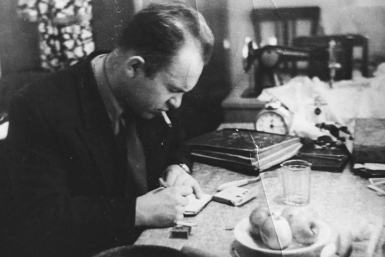 «Уральская рябинушка» была одной из самых знаменитых работ композитора. Фото: из личного архива семьи Родыгиных