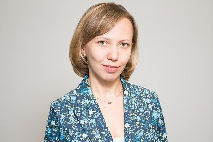 Любовь ТУПИЦИНА, менеджер. Фото: Lana Moskva