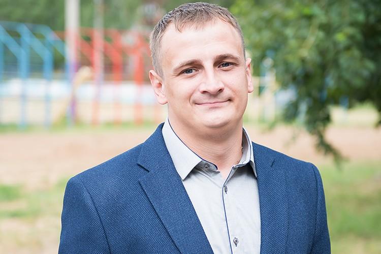 Сергей ЛУЦЕНКО, начальник дожимной насосной станции. Фото: Lana Moskva