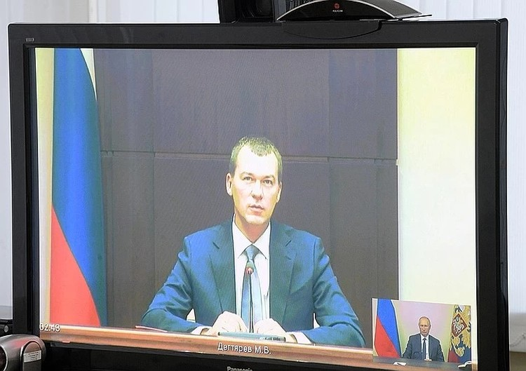 Михаил Дегтярев получил важное поручение от Путина