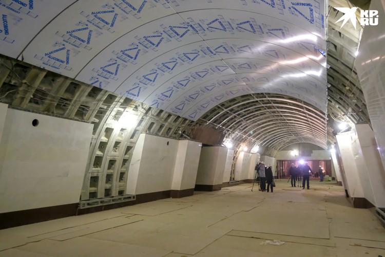 После весенней корректировки бюджета метростроение лишилось трех миллиардов рублей