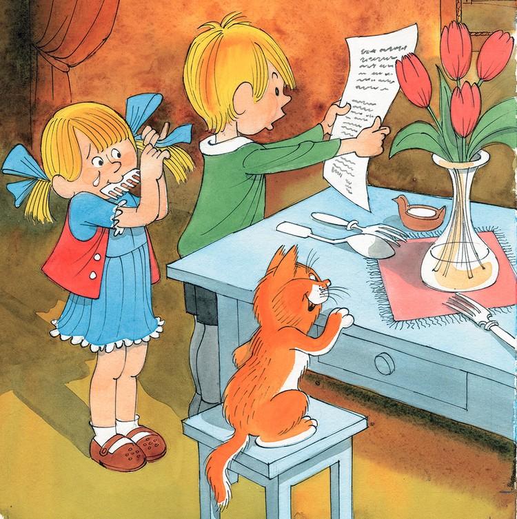 Неповторимый стиль Виктора Чижикова знаком каждому, чье детство пришлось на годы СССР. Иллюстрации предоставлены издательством АСТ