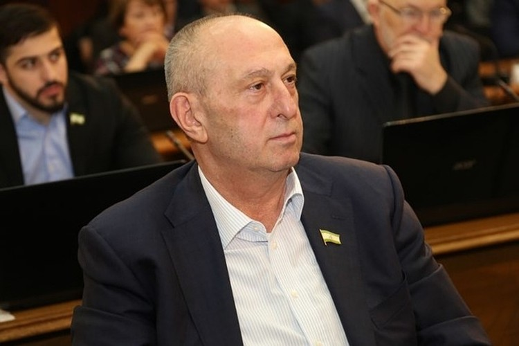 Якуб Белхароев. Фото: parlamentri.ru