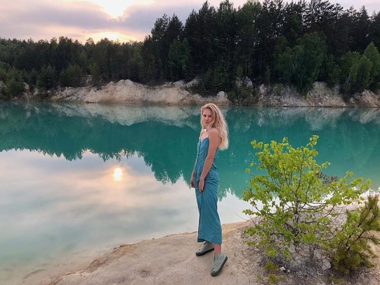 Татьяна Кудашова хочет быть ближе к природе. Фото: tanuha_kudash/Instagram.com