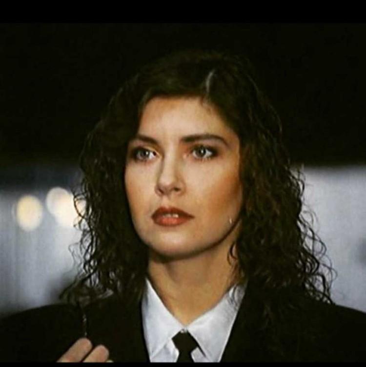 Вера Сотникова. Кадр из фильма.