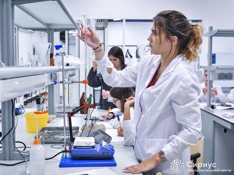Введены беспрецедентные меры по предотвращению распространения коронавируса. Фото пресс-службы Образовательного центра «Сириус».
