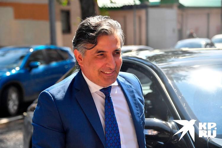 Эльман Пашаев - адвокат Михаила Ефремова
