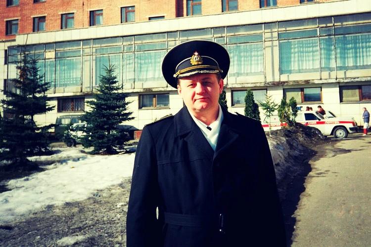 Вместе с Лячиным на борту субмарины было 117 человек. Фото: Клуб моряков-подводников и ветеранов ВМФ Санкт-Петербурга
