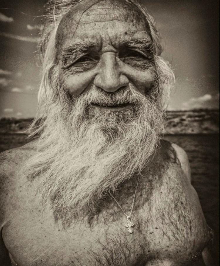 Номинация «Мир людей». Мой дед. Автор: Давид Захаров. Место съемки: Калужская область