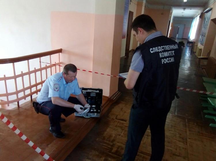 ЧП случилось в Вольске, в школе №4