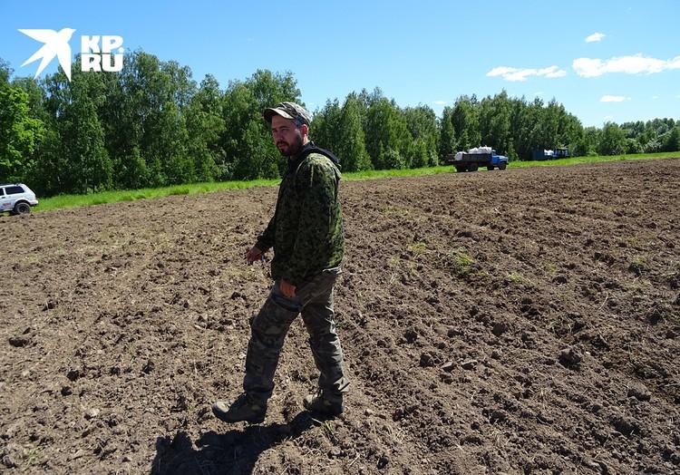 Иван Собко продолжает бороться с чиновниками