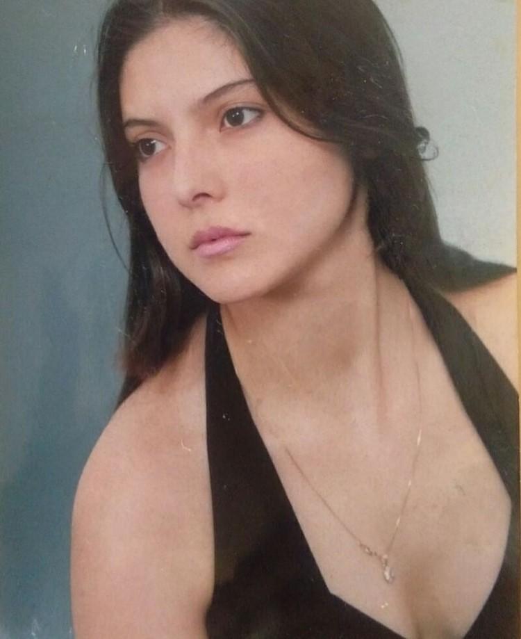 Анжела в 19 лет. Фото: предоставлено героем