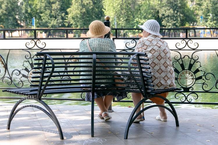 В парках Уфы достаточно мест для отдыха