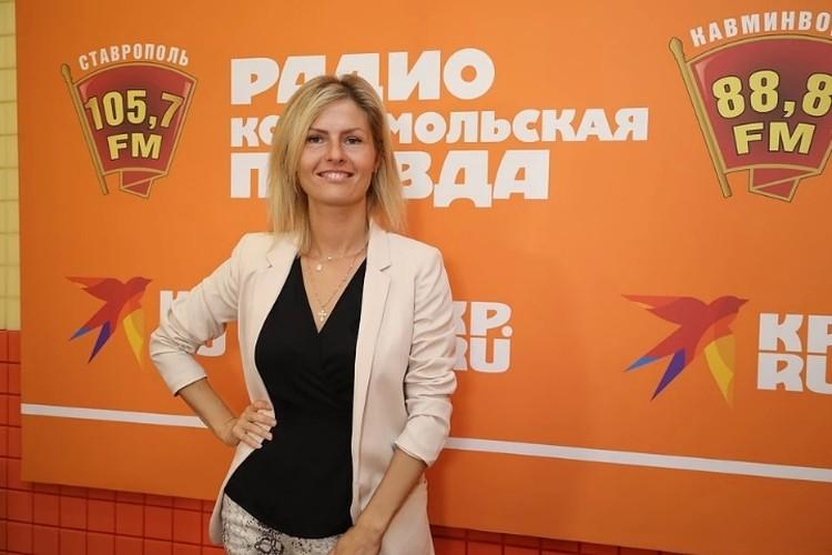 Психолог Наталья Сторчак