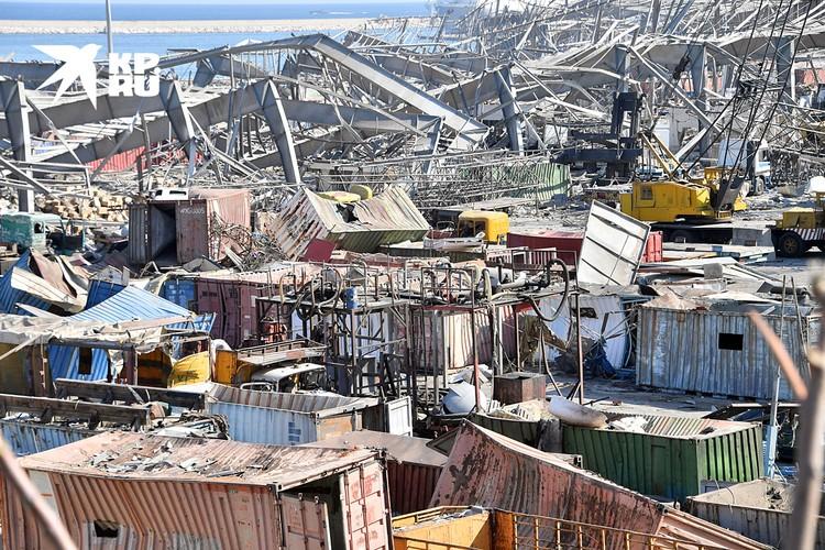 Последствия катастрофы будут устранять еще очень долго
