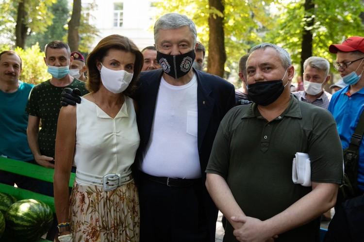 Киевляне сетуют:лучше бы уж Порошенко оставался