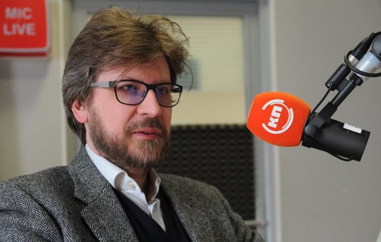Политолог Федор Лукьянов.