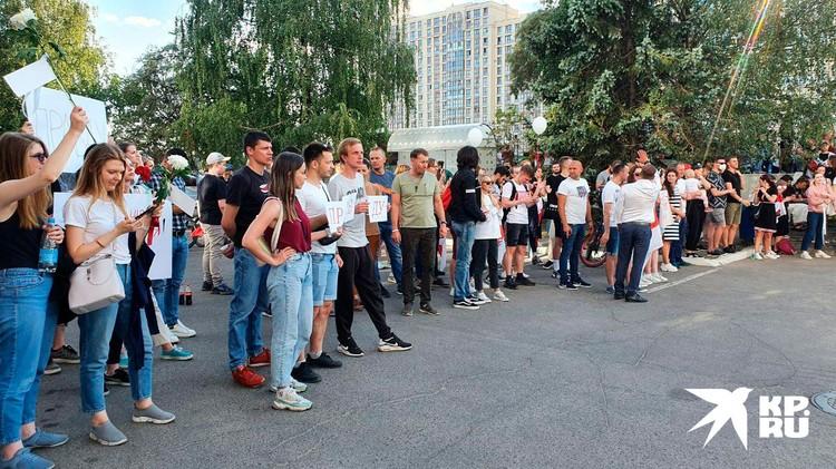 Работники государственной белорусской телерадиокомпании решили бастовать. Фото: КП-Беларусь