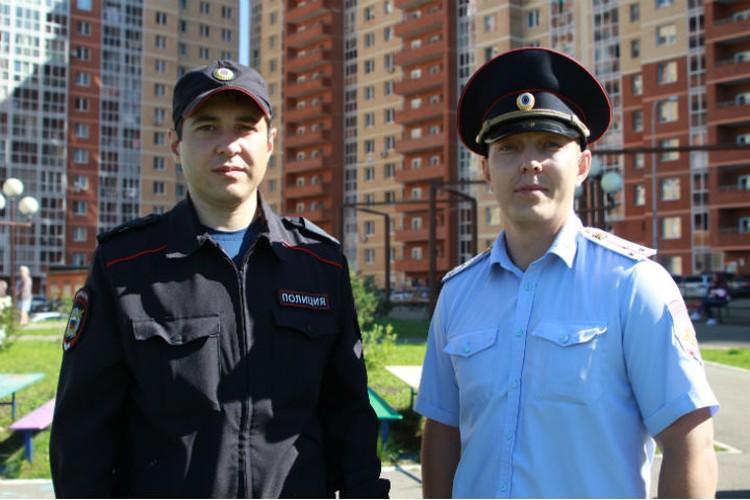 Александр Соловьев и Станислав Хлебодаров