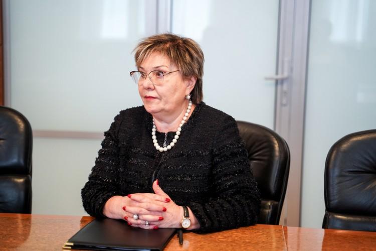 Любовь Аристова отметила, что этот рейтинг поможет покупателям