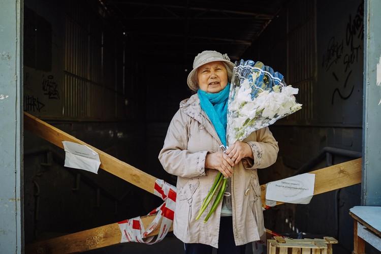 Валентина Яковлевна, пенсионер
