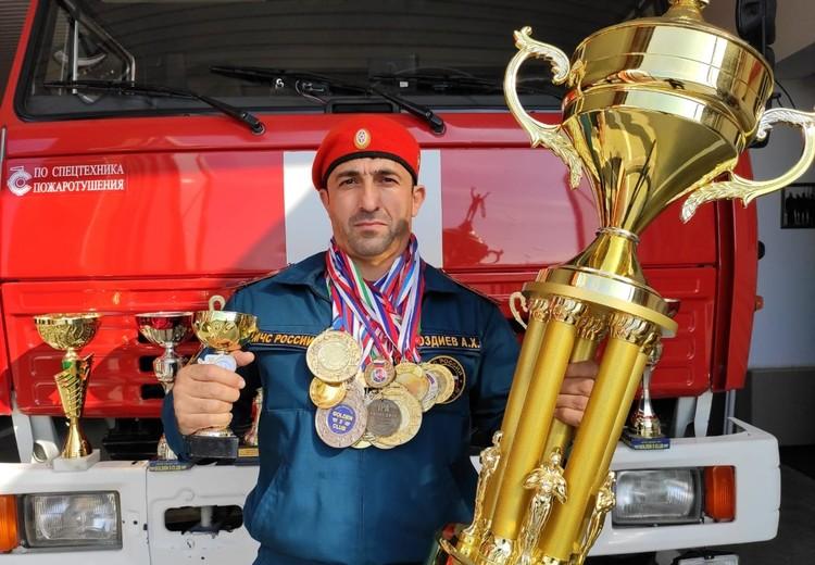 Фото: ГУ МЧС по Чеченской Республике
