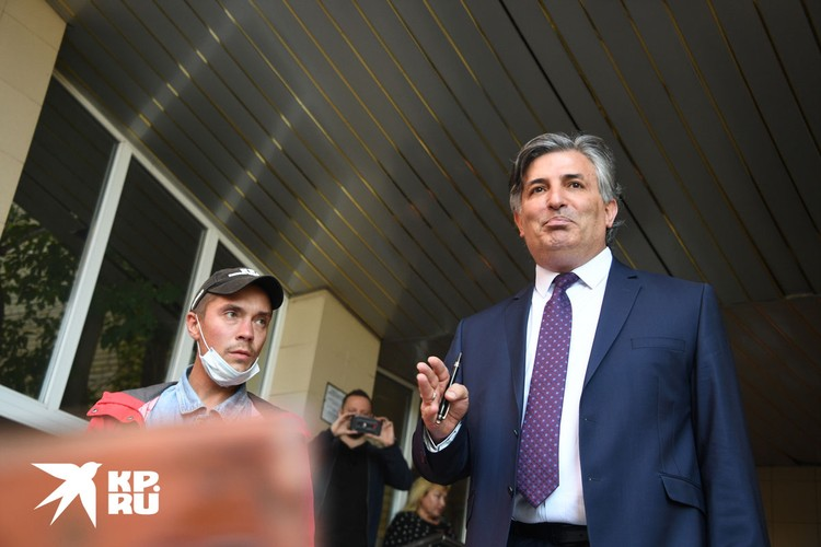 Эльман Пашаев сообщил о тайном свидетеле, который докажет невиновность его подзащитного.
