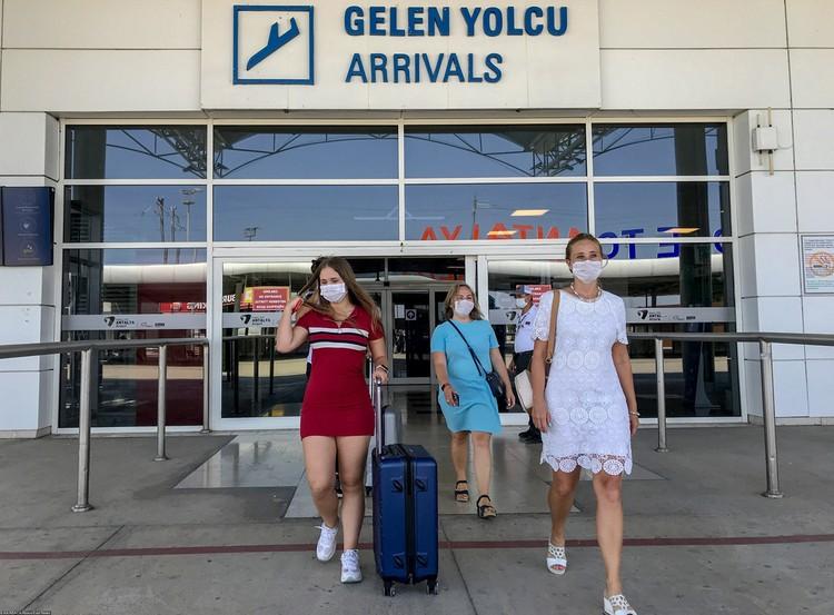 В Турцию чартеры будут летать как минимум до середины ноября