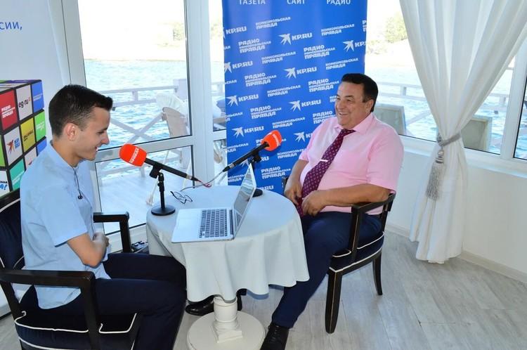 Бизнесмен, заслуженный экономист Крыма и Украины - Владимир Полищук