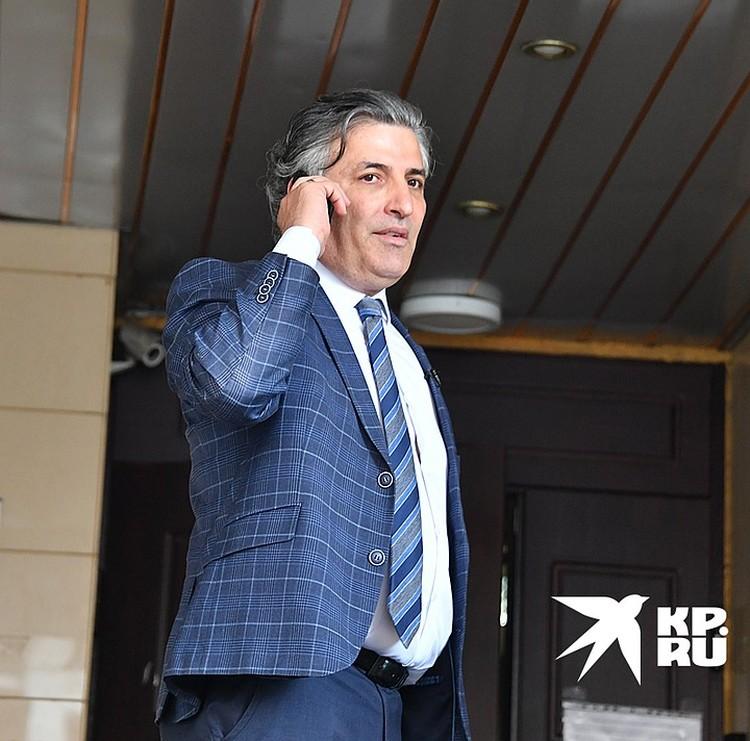 После перерыва слово взял Эльман Пашаев, адвокат Михаила Ефремова