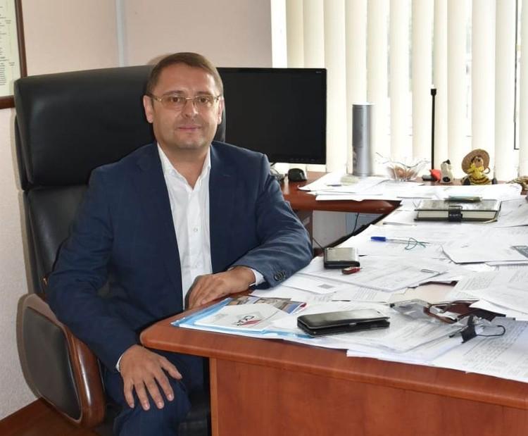 Владислав Крюков, директор регионального Фонда капитального ремонта. Фото: предоставлено НКО «Фонд капитального ремонта»