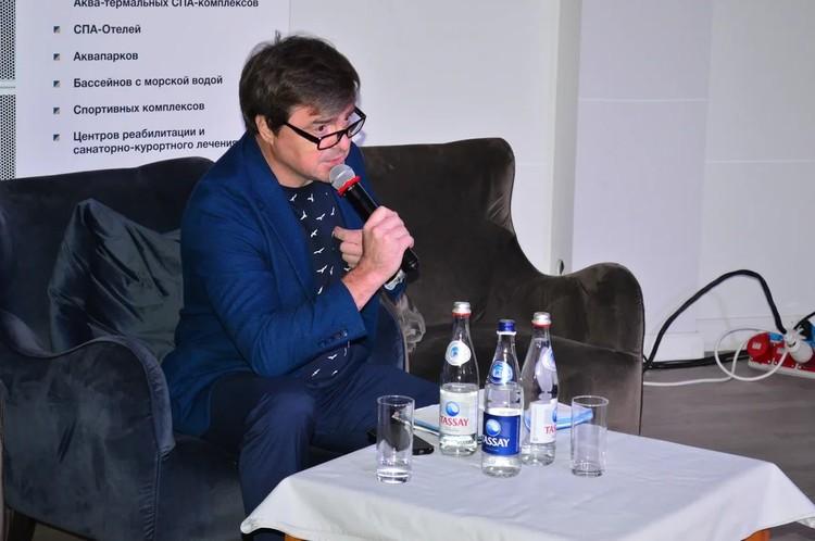Президент «Национального банного объединения «Идите в баню» - Геннадий Бартухин